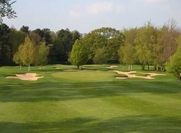 Abbeydale Golf Club in Sheffield