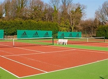 Abbeydale Tennis Club in Sheffield