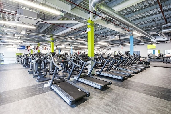 Fitness Clubs in Sheffield