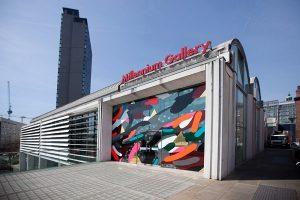 Millennium Gallery in Sheffield