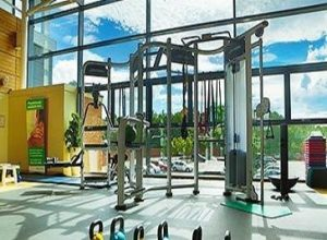 Nuffield Health Fitness & Wellbeing Gym in Sheffield