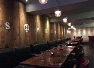 Silversmiths Restaurant in Sheffield