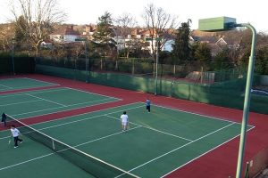 Tennis Clubs in Sheffield