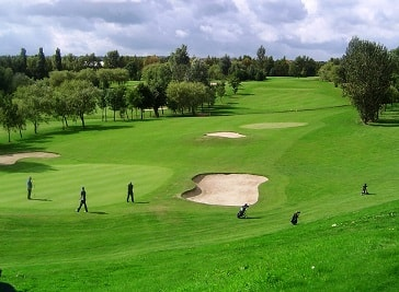 Tinsley Park Golf Course in Sheffield